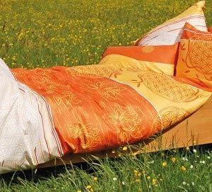 Blume des Lebens Bettwäsche